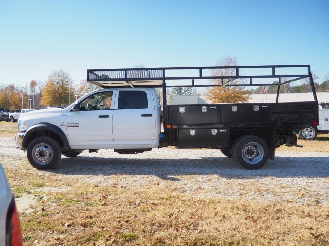 2018 Ram 4500 Crew Cab DRW 4x2,  PJ's Truck Bodies & Equipment Contractor Body #R22451 - photo 5