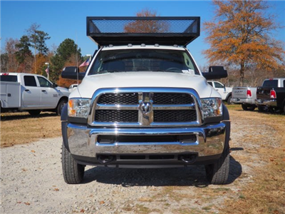 2018 Ram 4500 Crew Cab DRW 4x2,  PJ's Contractor Body #R22451 - photo 3