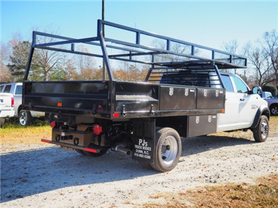 2018 Ram 4500 Crew Cab DRW 4x2,  PJ's Contractor Body #R22451 - photo 2