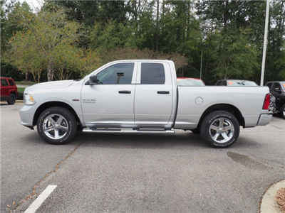 2018 Ram 1500 Quad Cab, Pickup #R23602 - photo 7