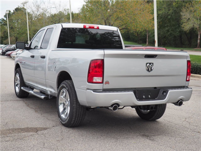 2018 Ram 1500 Quad Cab, Pickup #R23602 - photo 3
