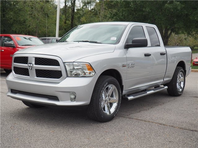2018 Ram 1500 Quad Cab, Pickup #R23602 - photo 4