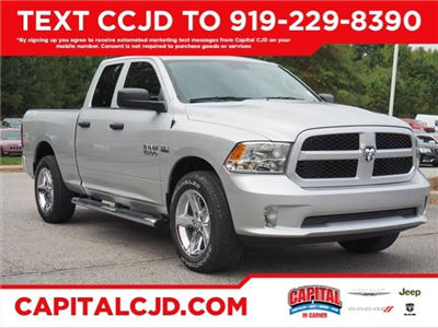 2018 Ram 1500 Quad Cab, Pickup #R23602 - photo 1