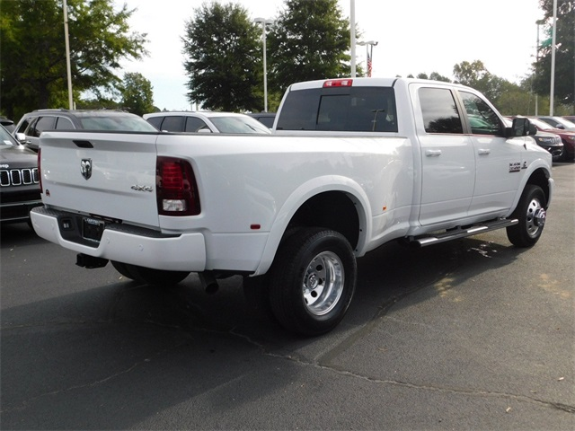 2018 Ram 3500 Crew Cab DRW 4x4,  Pickup #R24191 - photo 2