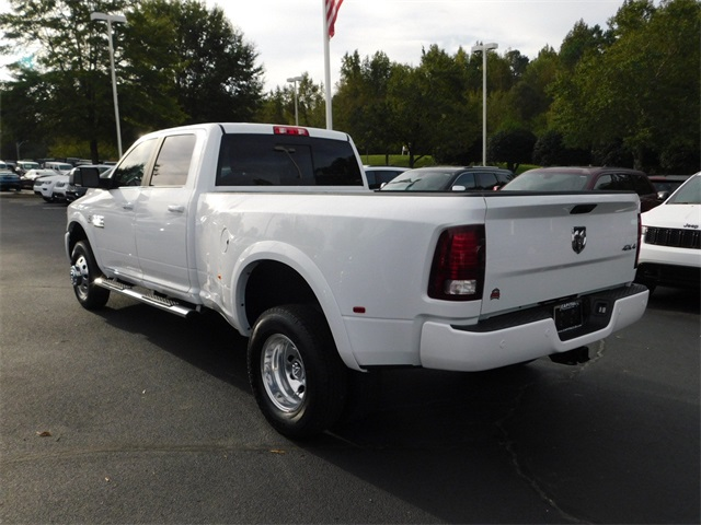 2018 Ram 3500 Crew Cab DRW 4x4,  Pickup #R24191 - photo 5