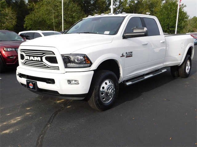 2018 Ram 3500 Crew Cab DRW 4x4,  Pickup #R24191 - photo 7