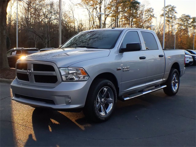 2018 Ram 1500 Crew Cab 4x4,  Pickup #R27307 - photo 10