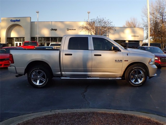 2018 Ram 1500 Crew Cab 4x4,  Pickup #R27307 - photo 3