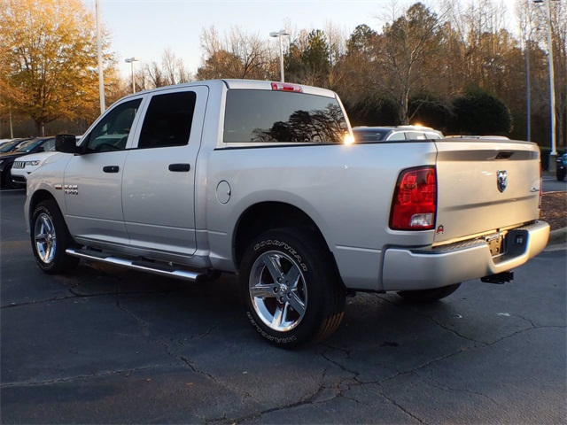 2018 Ram 1500 Crew Cab 4x4,  Pickup #R27307 - photo 8