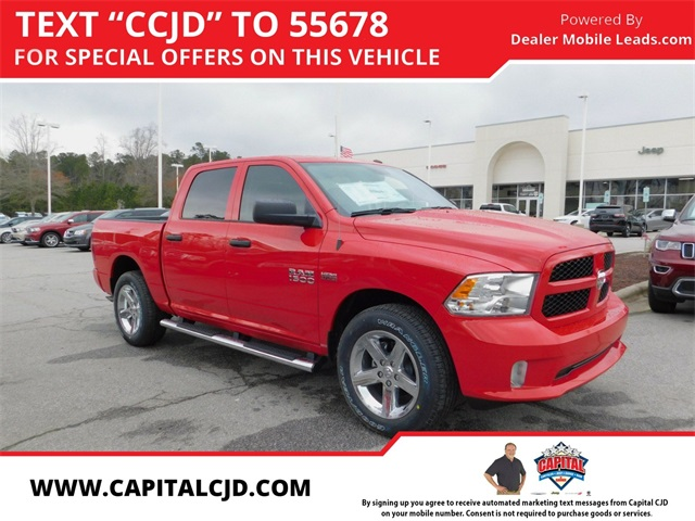 2018 Ram 1500 Crew Cab 4x4, Pickup #R27311 - photo 1