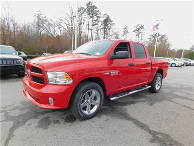 2018 Ram 1500 Crew Cab 4x4,  Pickup #R27311 - photo 7