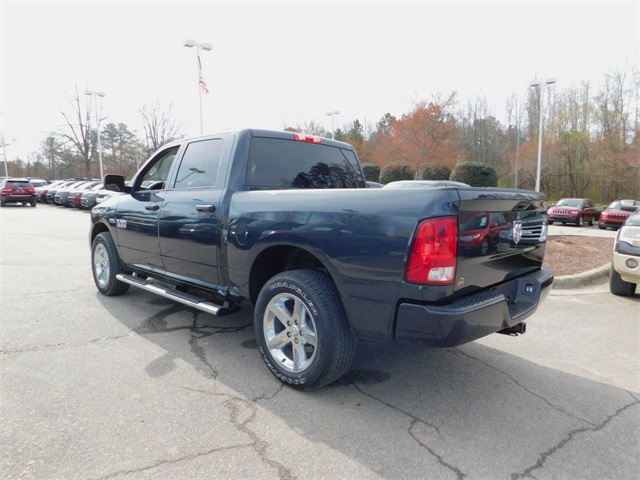 2018 Ram 1500 Crew Cab 4x4, Pickup #R27312 - photo 5
