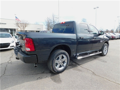 2018 Ram 1500 Crew Cab 4x4, Pickup #R27312 - photo 2