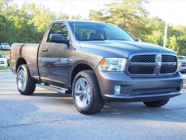 2018 Ram 1500 Regular Cab, Pickup #R29153 - photo 3