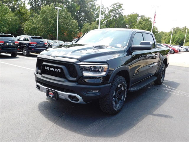 2019 Ram 1500 Crew Cab 4x4,  Pickup #R30768 - photo 7