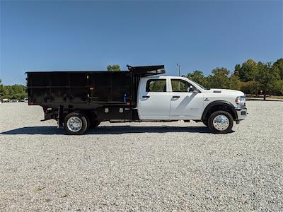 2021 Ram 4500 Crew Cab DRW 4x4,  PJ's Truck Bodies Landscape Dump #R35894 - photo 3