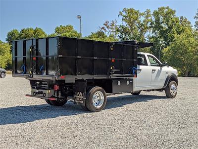 2021 Ram 4500 Crew Cab DRW 4x4,  PJ's Truck Bodies Landscape Dump #R35894 - photo 2