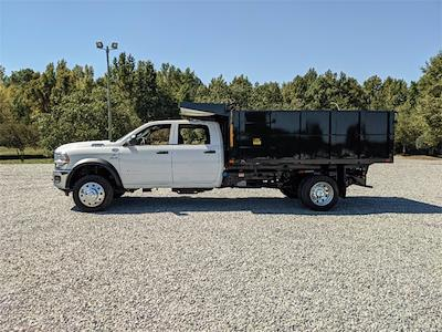 2021 Ram 4500 Crew Cab DRW 4x4,  PJ's Truck Bodies Landscape Dump #R35894 - photo 7