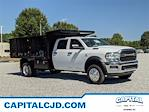 2021 Ram 4500 Crew Cab DRW 4x4,  PJ's Truck Bodies Landscape Dump #R35894 - photo 1