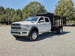 2021 Ram 4500 Crew Cab DRW 4x4,  PJ's Truck Bodies Landscape Dump #R35894 - photo 8