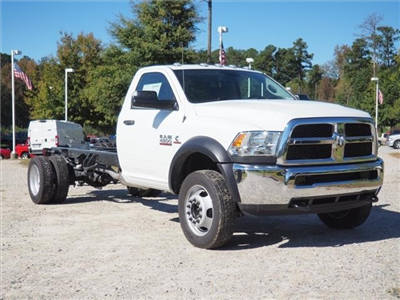 2018 Ram 4500 Regular Cab DRW, Cab Chassis #R39930 - photo 5