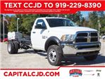 2018 Ram 4500 Regular Cab DRW, Cab Chassis #R39930 - photo 1
