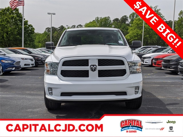 2018 Ram 1500 Quad Cab 4x4,  Pickup #R41845 - photo 11
