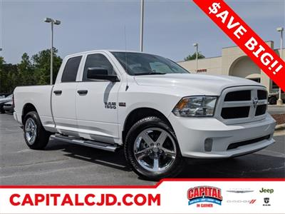 2018 Ram 1500 Quad Cab 4x4,  Pickup #R41845 - photo 1