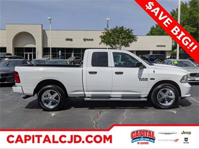 2018 Ram 1500 Quad Cab 4x4,  Pickup #R41845 - photo 3