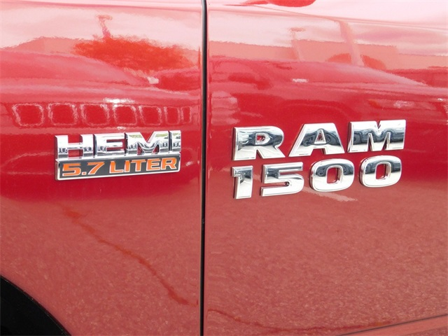 2018 Ram 1500 Quad Cab 4x4,  Pickup #R41847 - photo 10