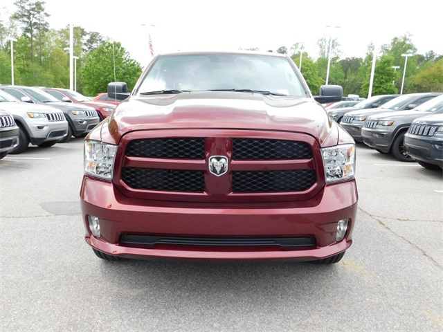 2018 Ram 1500 Quad Cab 4x4,  Pickup #R41847 - photo 8