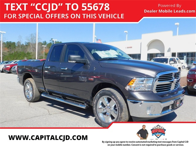 2018 Ram 1500 Quad Cab 4x4,  Pickup #R43598 - photo 1