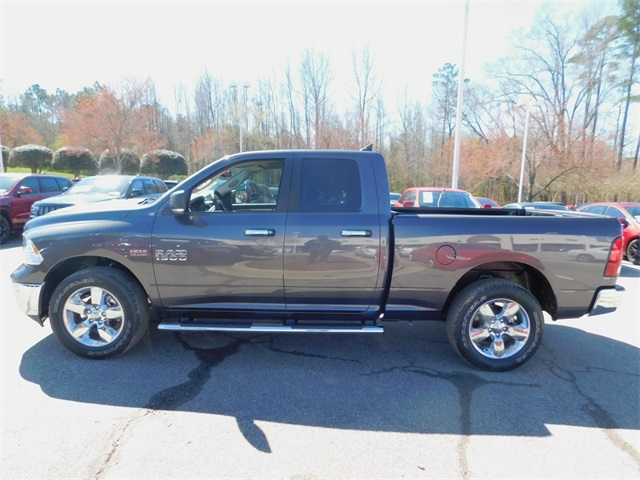 2018 Ram 1500 Quad Cab 4x4,  Pickup #R43598 - photo 6