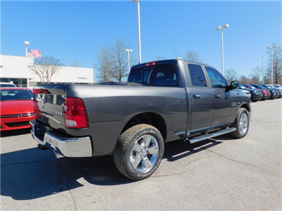 2018 Ram 1500 Quad Cab 4x4,  Pickup #R43598 - photo 2