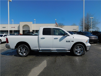 2018 Ram 1500 Quad Cab 4x4, Pickup #R43599 - photo 3