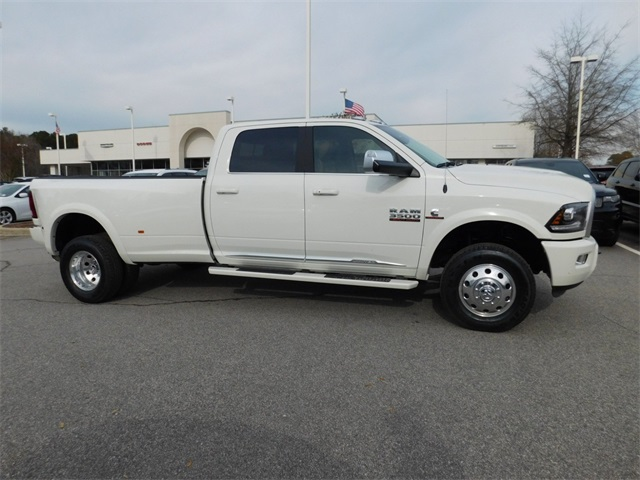 2018 Ram 3500 Crew Cab DRW 4x4, Pickup #R46885 - photo 3