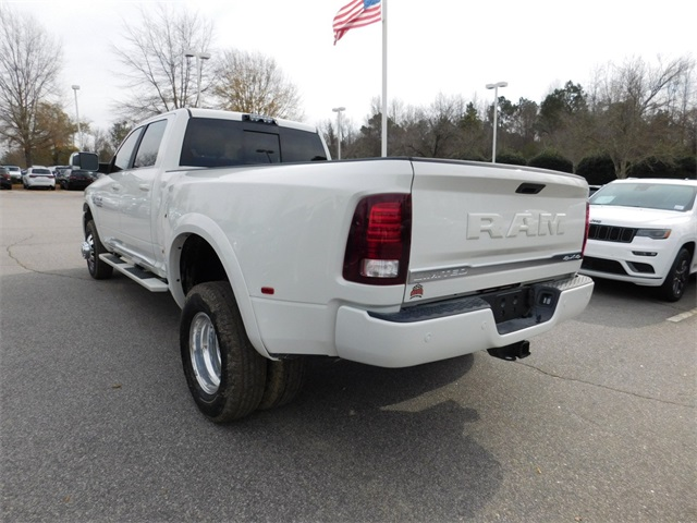 2018 Ram 3500 Crew Cab DRW 4x4, Pickup #R46885 - photo 5