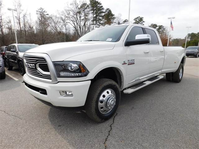 2018 Ram 3500 Crew Cab DRW 4x4, Pickup #R46885 - photo 7