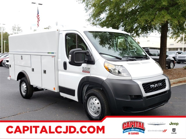 2019 Ram ProMaster 3500 Standard Roof FWD, Reading Service Utility Van #R47332 - photo 1