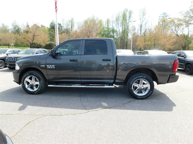 2018 Ram 1500 Crew Cab 4x4,  Pickup #R54531 - photo 6