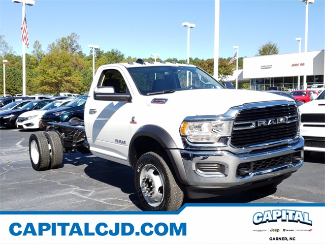 2019 Ram 4500 Regular Cab DRW 4x2, Cab Chassis #R57483 - photo 1