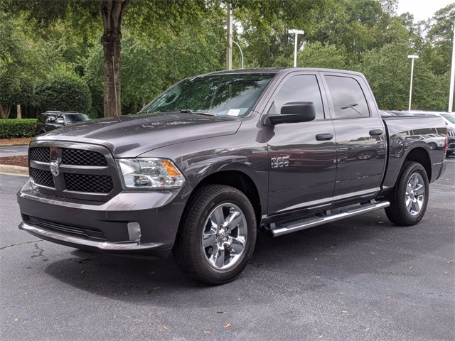 2018 Ram 1500 Crew Cab 4x4,  Pickup #R58915 - photo 10