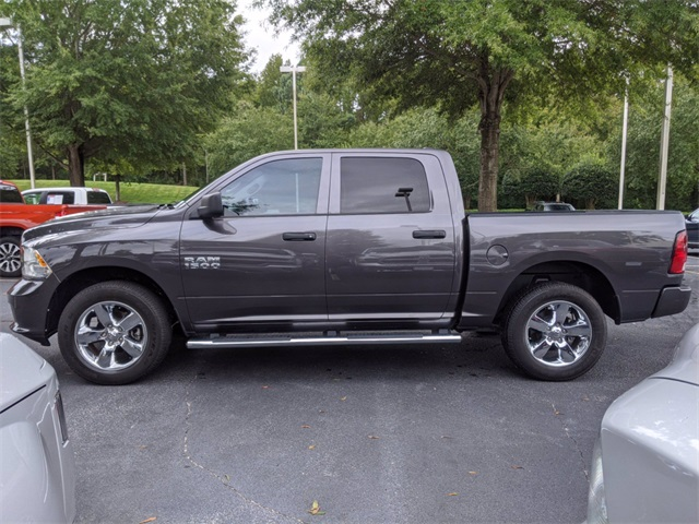 2018 Ram 1500 Crew Cab 4x4,  Pickup #R58915 - photo 9