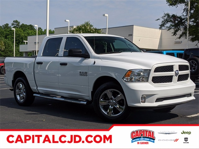 2018 Ram 1500 Crew Cab 4x4,  Pickup #R58916 - photo 1