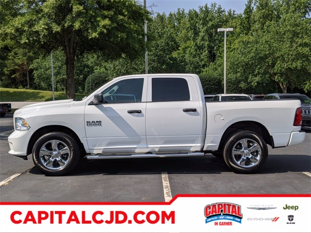 2018 Ram 1500 Crew Cab 4x4,  Pickup #R58916 - photo 9