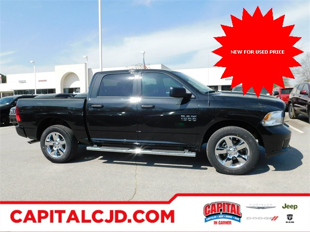 2018 Ram 1500 Crew Cab 4x4,  Pickup #R58917 - photo 3