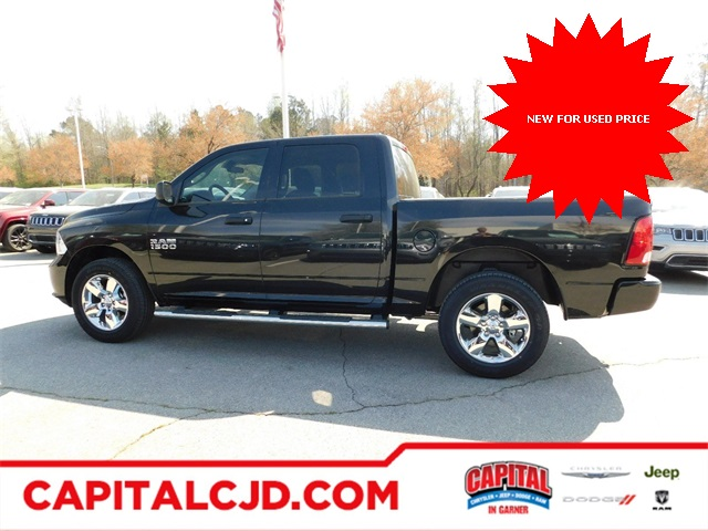 2018 Ram 1500 Crew Cab 4x4,  Pickup #R58917 - photo 6