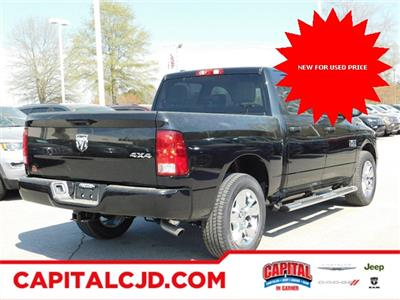 2018 Ram 1500 Crew Cab 4x4,  Pickup #R58917 - photo 2