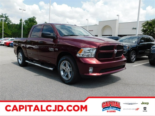 2018 Ram 1500 Crew Cab 4x2,  Pickup #R69679 - photo 1