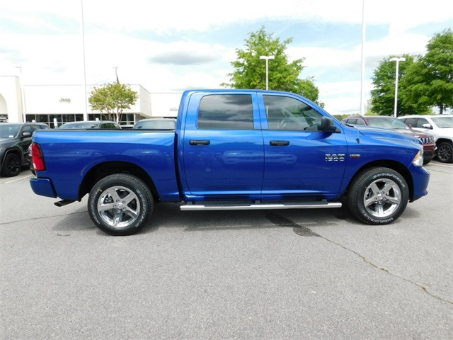 2018 Ram 1500 Crew Cab 4x4,  Pickup #R69868 - photo 3